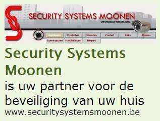 security systems moonen Kust