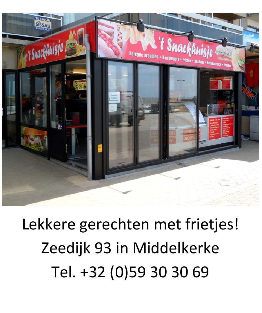 't Snackhuisje Middelkerke